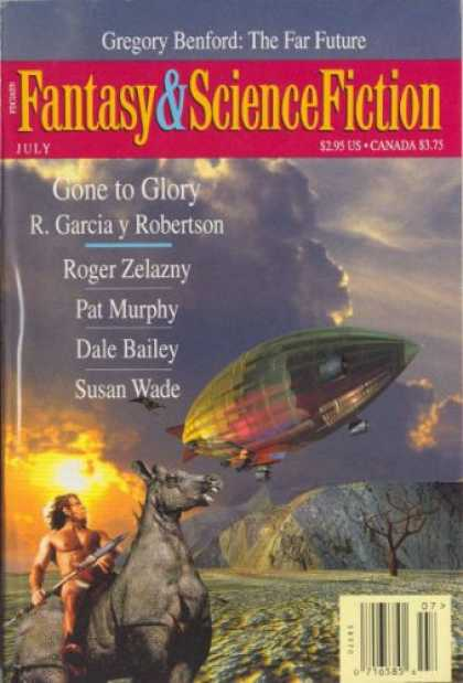 Fantasy and Science Fiction 526
