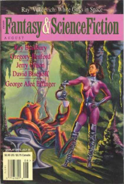 Fantasy and Science Fiction 538