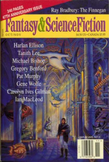 Fantasy and Science Fiction 540