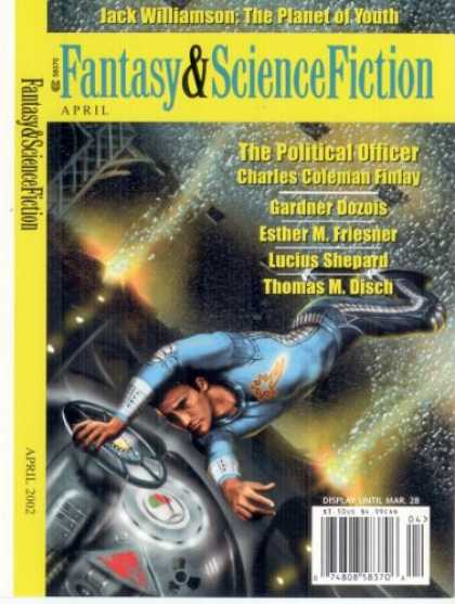 Fantasy and Science Fiction 600