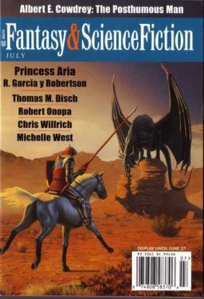 Fantasy and Science Fiction 603