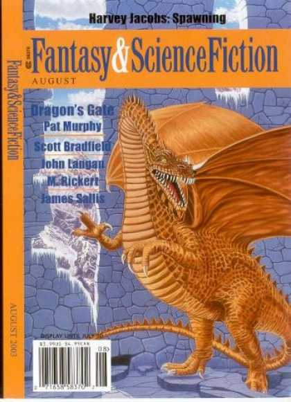 Fantasy and Science Fiction 615