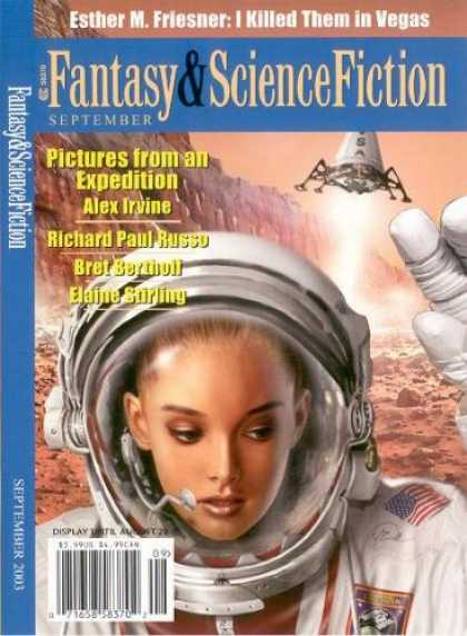Fantasy and Science Fiction 616