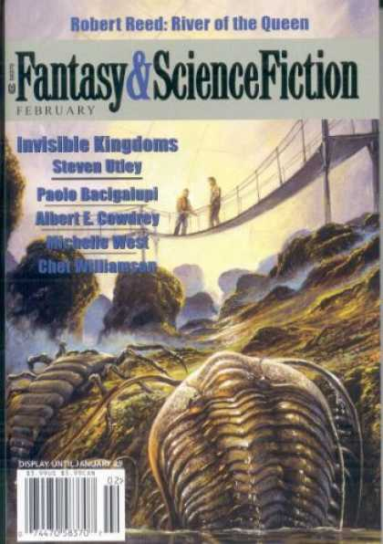 Fantasy and Science Fiction 620