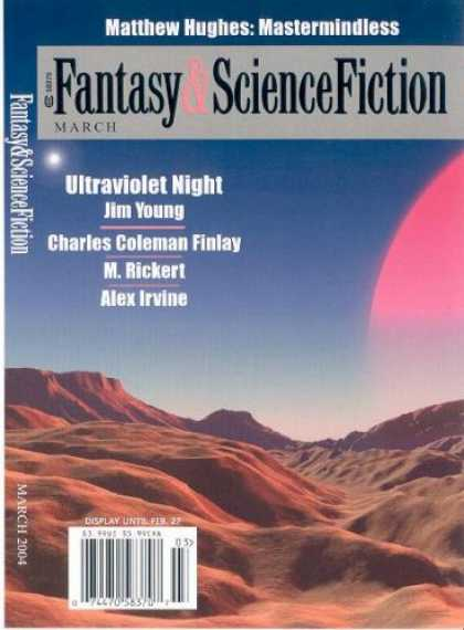 Fantasy and Science Fiction 621