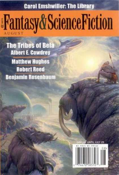 Fantasy and Science Fiction 626