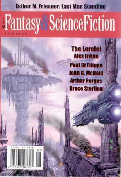Fantasy and Science Fiction 630