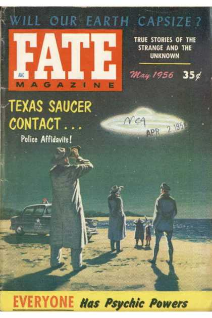 Fate - May 1956