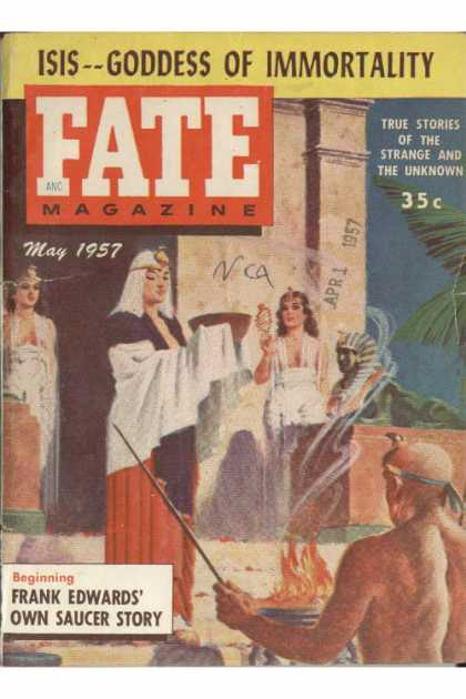 Fate - May 1957