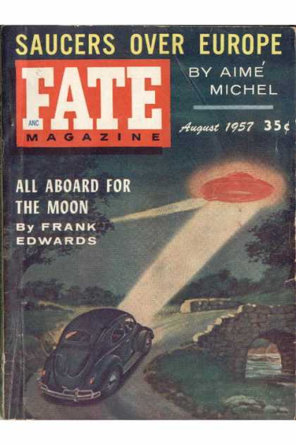 Fate - August 1957