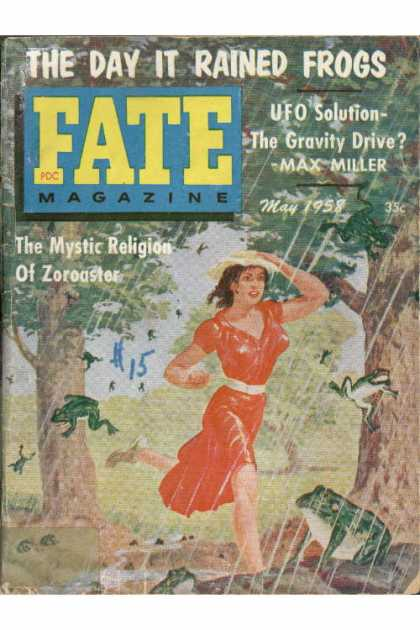 Fate - May 1958