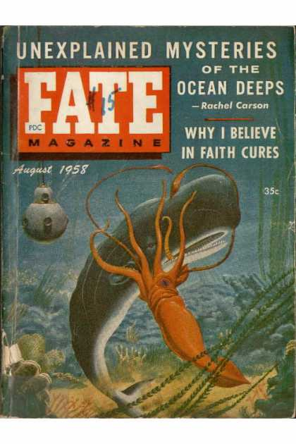 Fate - August 1958