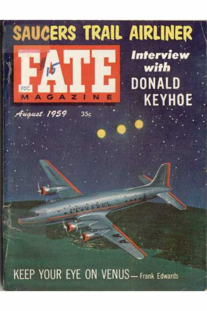 Fate - August 1959