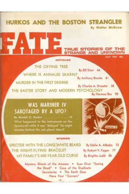 Fate - May 1967