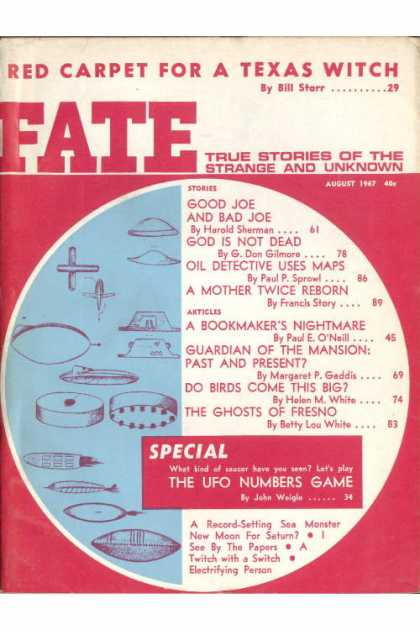 Fate - August 1967