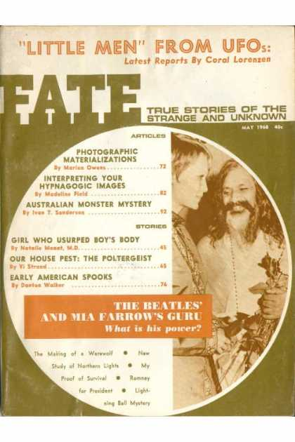 Fate - May 1968