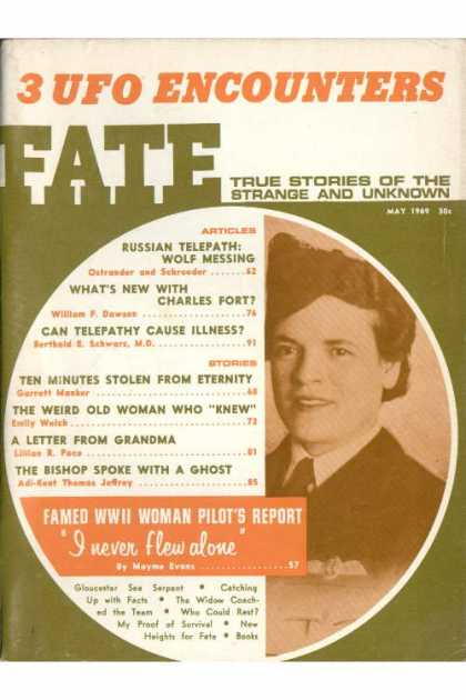 Fate - May 1969