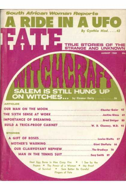 Fate - August 1969
