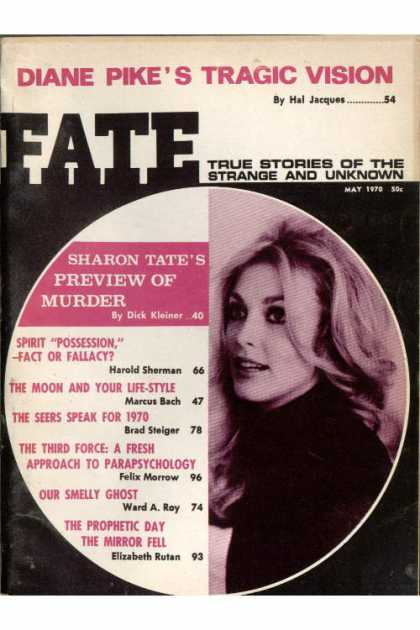 Fate - May 1970