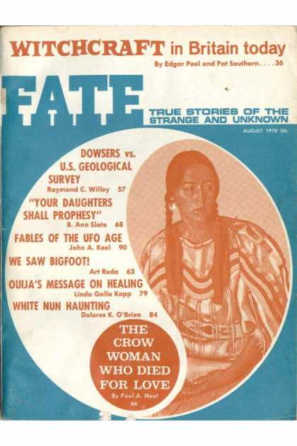 Fate - August 1970
