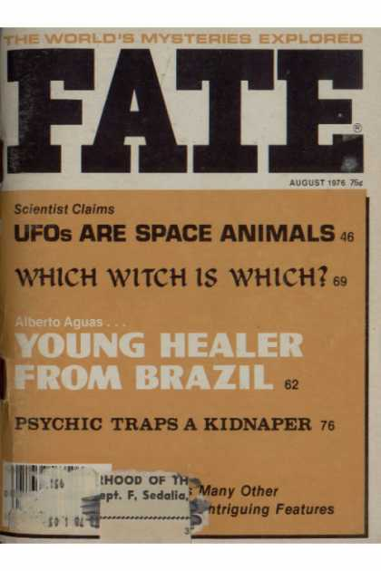 Fate - August 1976