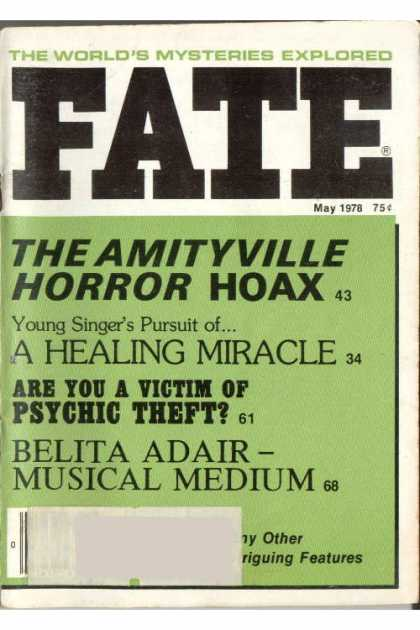 Fate - May 1978