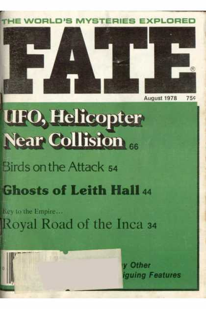 Fate - August 1978