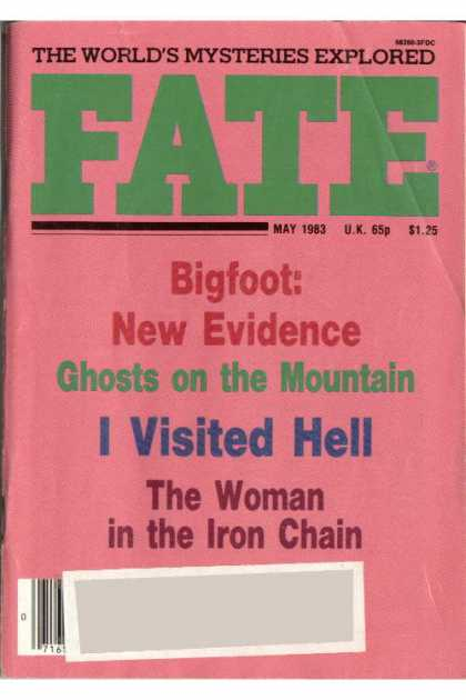 Fate - May 1983