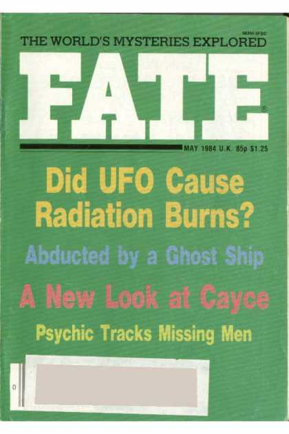 Fate - May 1984