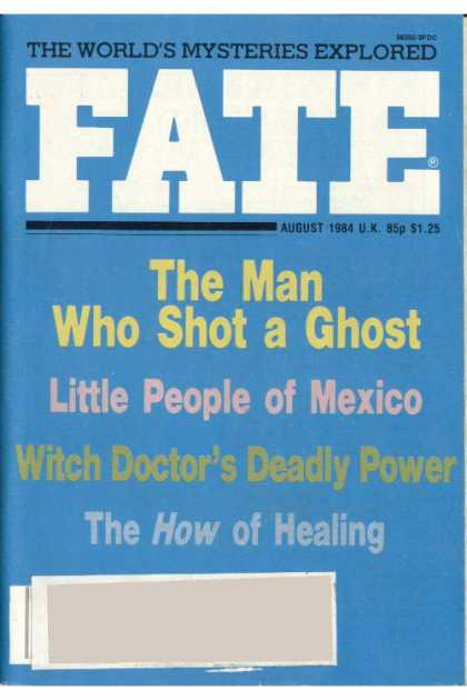 Fate - August 1984