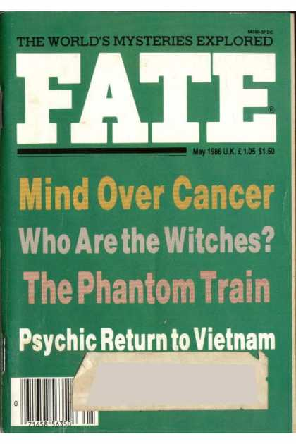 Fate - May 1986