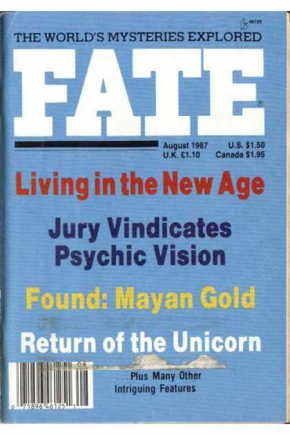 Fate - August 1987