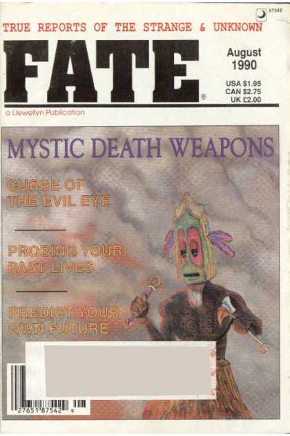 Fate - August 1990