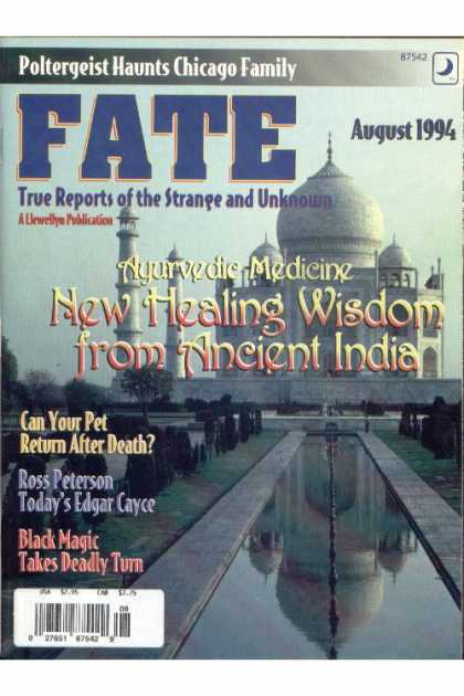 Fate - August 1994