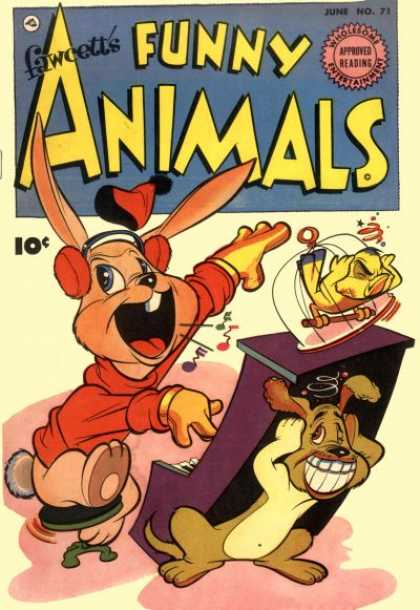 Fawcett's Funny Animals 69