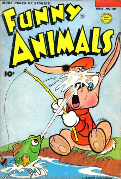Fawcett's Funny Animals 78