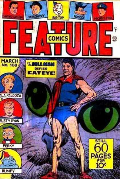 Feature Comics 108
