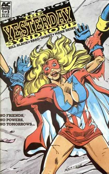 Femforce 101 - Bill Black