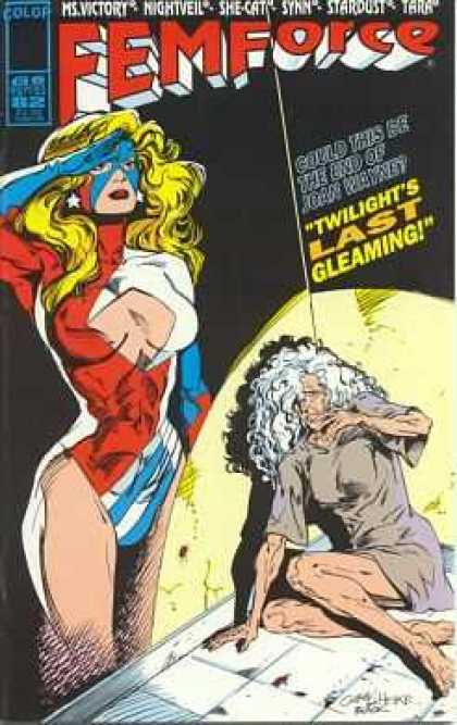 Femforce 82 - Bill Black, Mark Heike