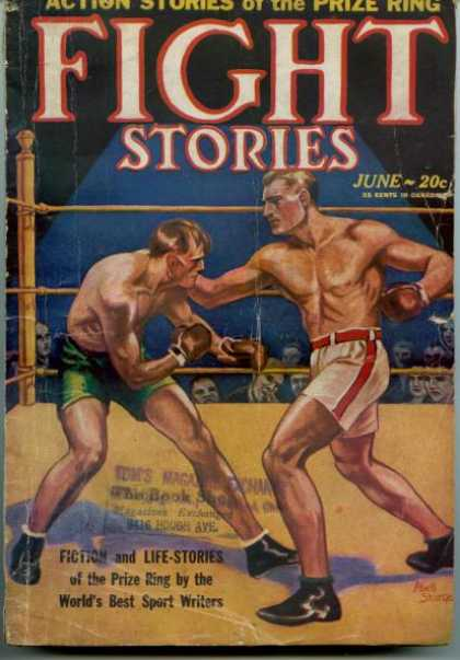 Fight Stories 1