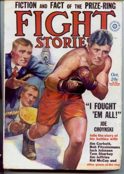 Fight Stories 10