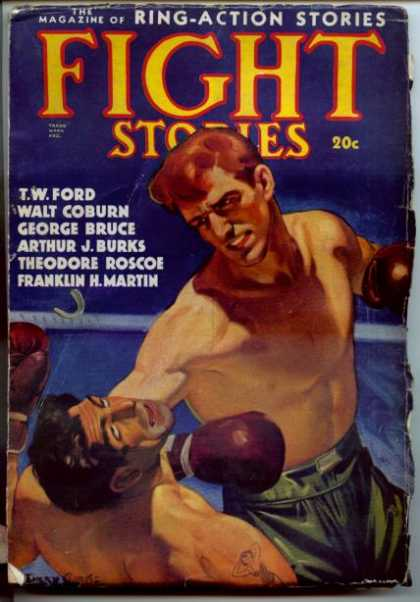 Fight Stories 16