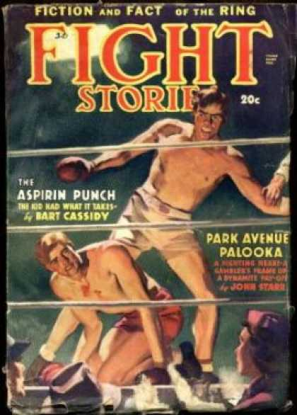 Fight Stories 17