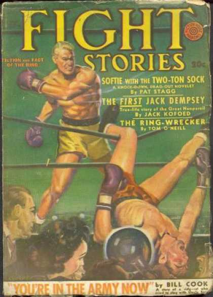 Fight Stories 18