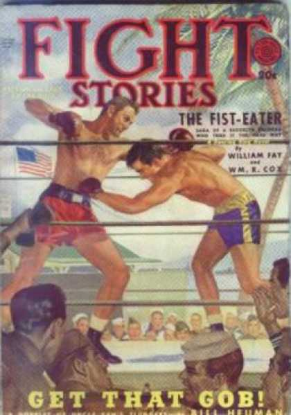Fight Stories 19