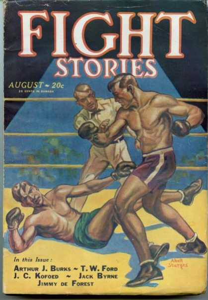 Fight Stories 2