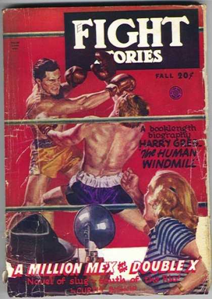 Fight Stories 22