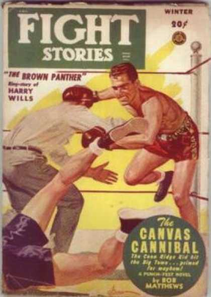 Fight Stories 25