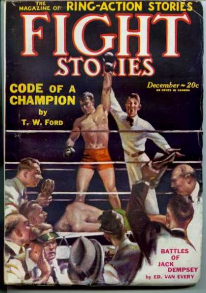 Fight Stories 3
