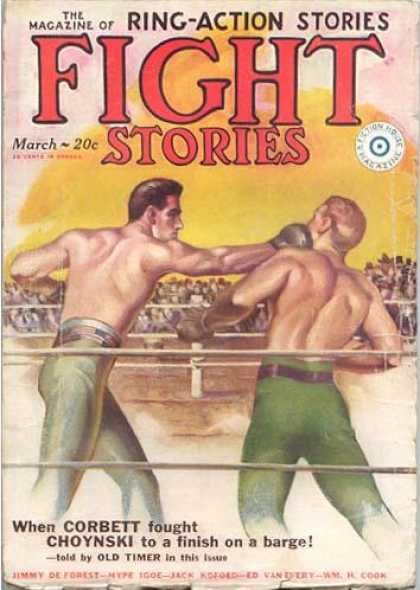 Fight Stories 5